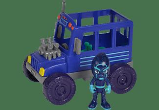 SIMBA TOYS PJ Masks Ninja mit Bus Spielset Mehrfarbig
