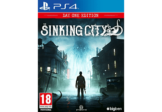 The Sinking City Day One Edition für PlayStation 4