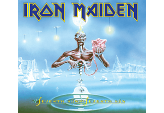 Iron Maiden - Seventh Son Of A Seventh Son (2015 Remaster)  - (CD)