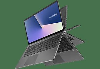 ASUS ZenBook Flip 15 (UX562FA-AC091T), Convertible mit 15,6 Zoll Display, Core™ i5 Prozessor, 8 GB RAM, 512 GB SSD, Intel UHD Graphics 620, Light Grey