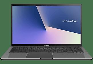 ASUS ZenBook Flip 15 (UX562FA-AC096T), Notebook mit 15,6 Zoll Display, Core™ i7 Prozessor, 16 GB RAM, 1 TB SSD, Intel UHD Grafik 620, Gun Metal