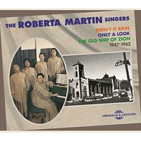 The Roberta Martin Singers - ANTHOLOGY 1947-1962 (DIDN'T IT RAIN [CD]