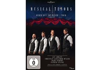 Musical Tenors - Older But Not Wiser - Tour DVD
