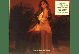 Alina Baraz - The Color Of You  - (CD)