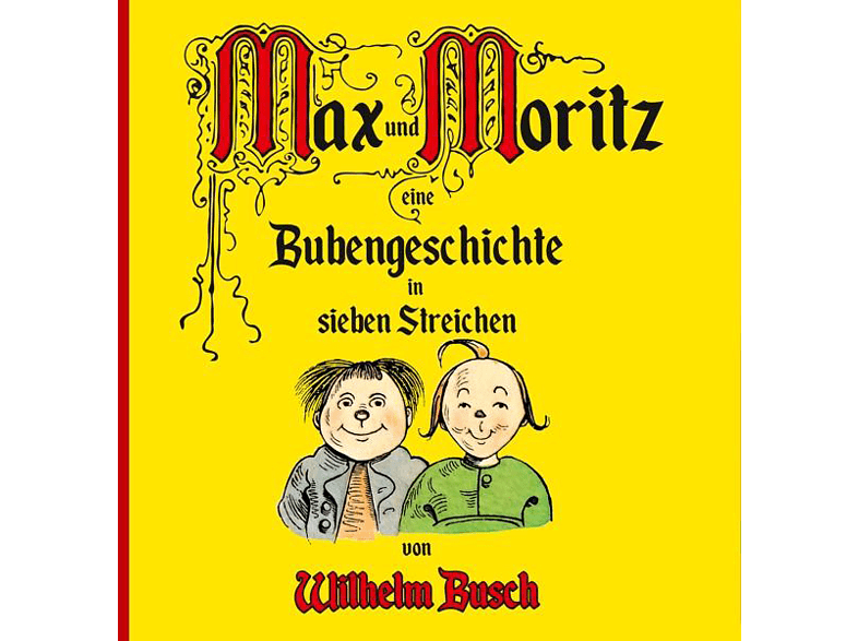 VARIOUS - Max & Moritz und berühmte Kinderlieder [Vinyl]