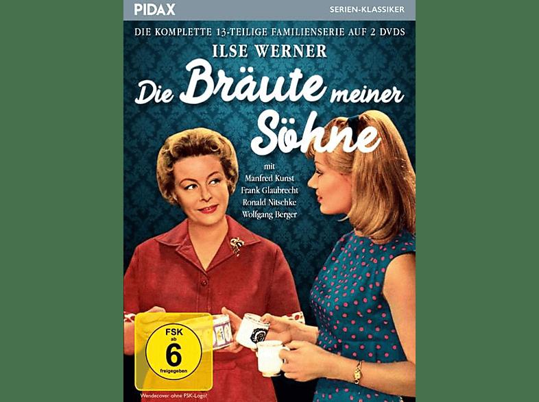 DIE BRAEUTE MEINER SÖHNE [DVD]