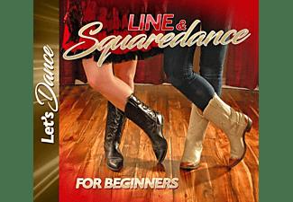 VARIOUS - LINE & SQUAREDANCE  - (CD)