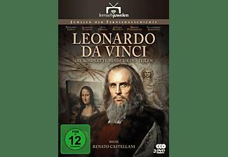 Leonardo da Vinci - Der komplette 5-Teiler DVD
