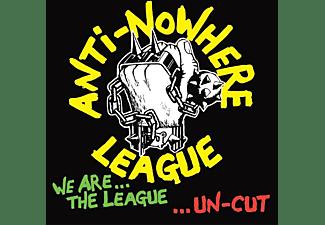 Anti-Nowhere League - We Are The League-Uncut (grünes Vinyl)  - (Vinyl)
