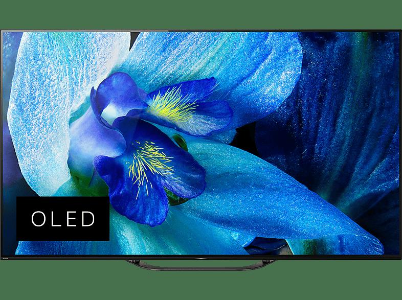 SONY KD-65AG8 OLED TV (Flat, 65 Zoll/164 cm, OLED 4K, SMART TV, Android TV)