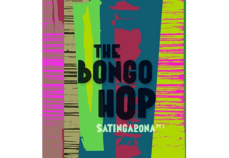 The Bongo Hop - Satingarona Pt 2 - (CD)