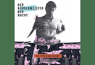 Der Bürgermeister Der Nacht - Viel Spaß In Der Zukunft  - (CD)