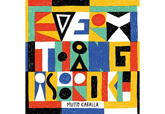 Muito Kaballa - EVERYTHING IS BROKE - (Vinyl)