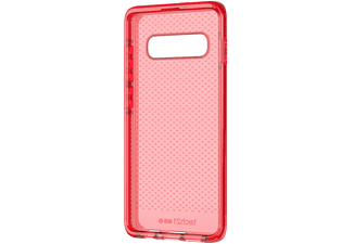 TECH21 Evo Check, Backcover, Samsung, Galaxy S10+, Rot