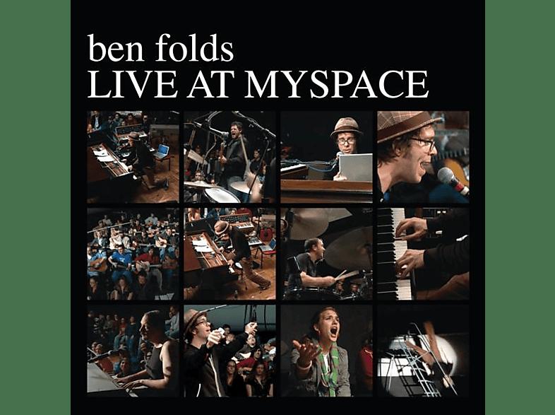 Ben Folds - Live At Myspace [CD]