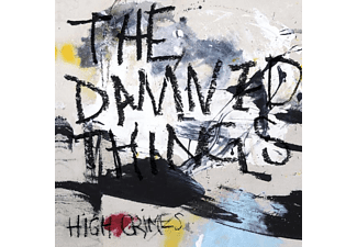 The Damned Things - High Crimes - (CD)