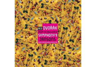 """Mariss Jansons, Concertgebouw Orchestra - SINFONIE 9 """"AUS DER NEUEN WELT""""  - (Vinyl)"""