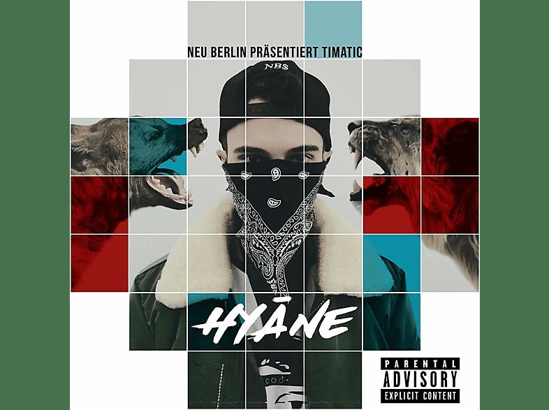 Timatic - Hyäne [CD]