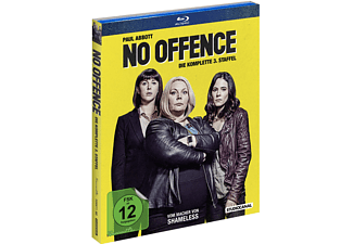 NO OFFENCE 3.STAFFEL Blu-ray