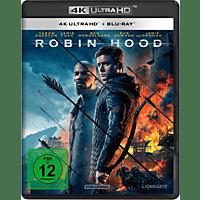 Robin Hood 4K Ultra HD Blu-ray + Blu-ray