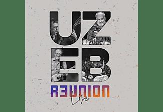 Uzeb - R3Union Live  - (CD)