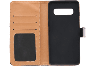 V-DESIGN BV 533, Bookcover, Samsung, Galaxy S10, Schwarz