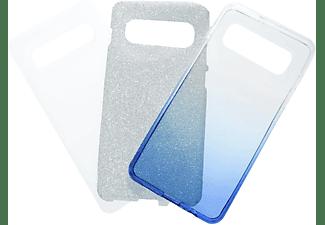 V-DESIGN VSP 129, Backcover, Samsung, Galaxy S10, Blau