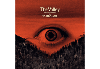 Whitechapel - The Valley-Limited Boxst - (CD)