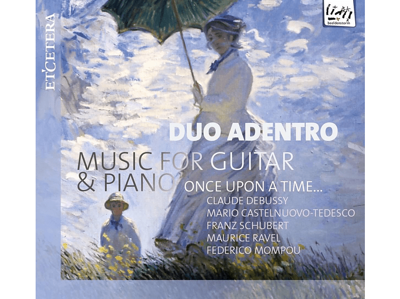 Duo Adentro - Once Upon A Time... [CD]