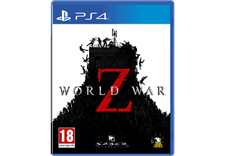 World War Z UK/FR PS4