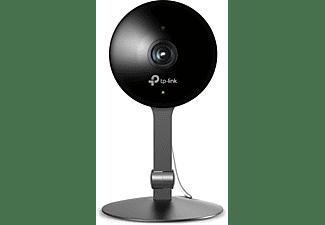 Cámara de vigilancia - TP-Link KC-120, Detección de sonido y movimiento, Negro