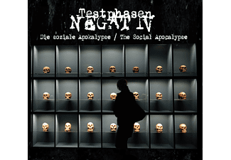 Testphasen Negativ - Die soziale Apokalypse-The Social Apocalypse  - (CD)