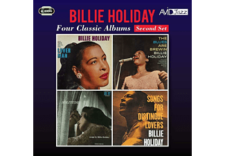 Billie Holiday - Four Classic Albums  - (CD)