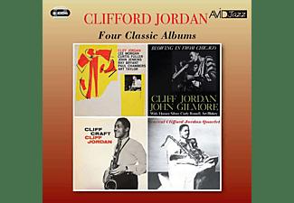 Clifford Jordan - Four Classic Albums  - (CD)