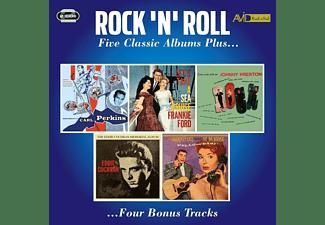 VARIOUS - Rock 'N' Roll: Five Classic Albums Plus... ...Four Bonus Tracks  - (CD)