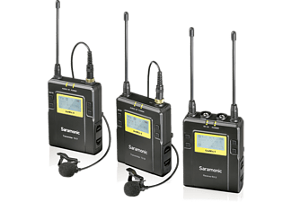 SARAMONIC UWMIC9 TX9+TX9+RX9 KIT2 UHF Wireless Mikrofon