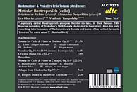 Mstislav Rostropovich, Sviatoslav Richter, Lev Oborin, Vladimir Yampolsky, Alexander Dedyukhin - Cello Sonaten & Encores [CD]