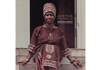 Aretha Franklin - Amazing Grace:The Complete Recordings - (Vinyl)