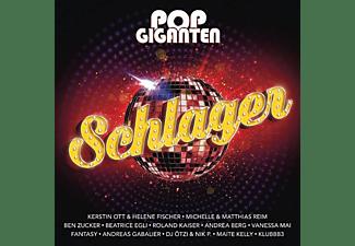 VARIOUS - Pop Giganten-Schlager  - (CD)