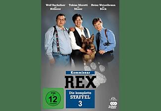 Kommissar Rex: Staffel 3 [DVD]