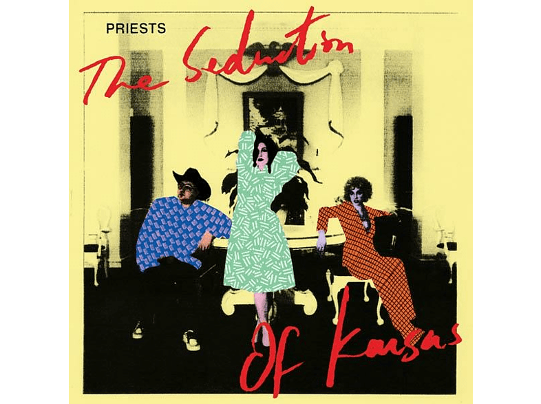 The Priests - The Seduction Of Kansas [CD]