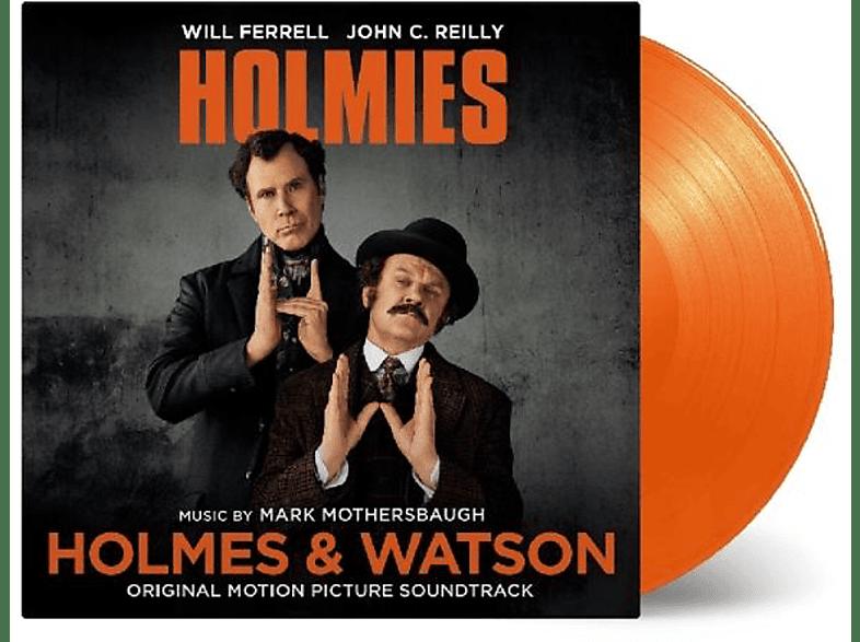 OST/VARIOUS - Holmes & Watson (ltd orangefarbenes Vinyl) [Vinyl]