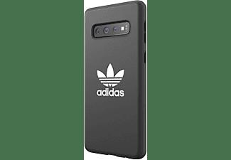 ADIDAS ORIGINALS Moulded, Backcover, Samsung, Galaxy S10, Schwarz