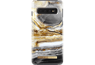 IDEAL OF SWEDEN Fashion Handyhülle, Samsung Galaxy S10, Outer Space Agate