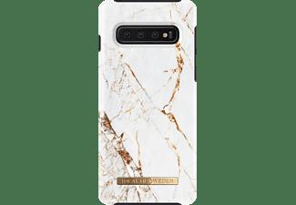 IDEAL OF SWEDEN Fashion, Backcover, Samsung, Galaxy S10, Carrara Gold