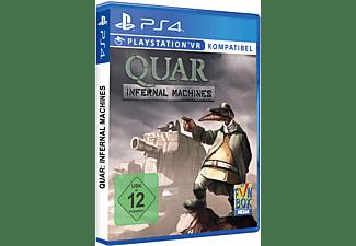 Quar! Infernal Machines - [PlayStation 4]