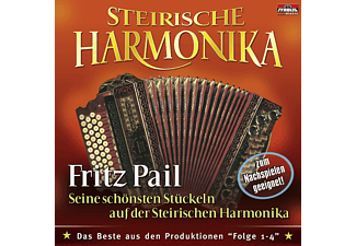 Fritz Pail - Steirische Harmonika-Seine Schönsten Stückeln  - (CD)