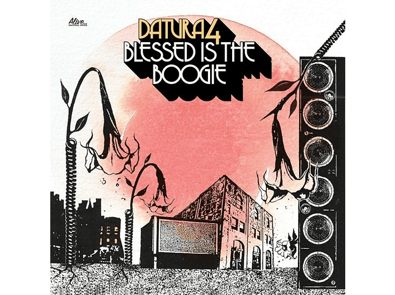 Datura4 - Blessed Is The Boogie [CD]