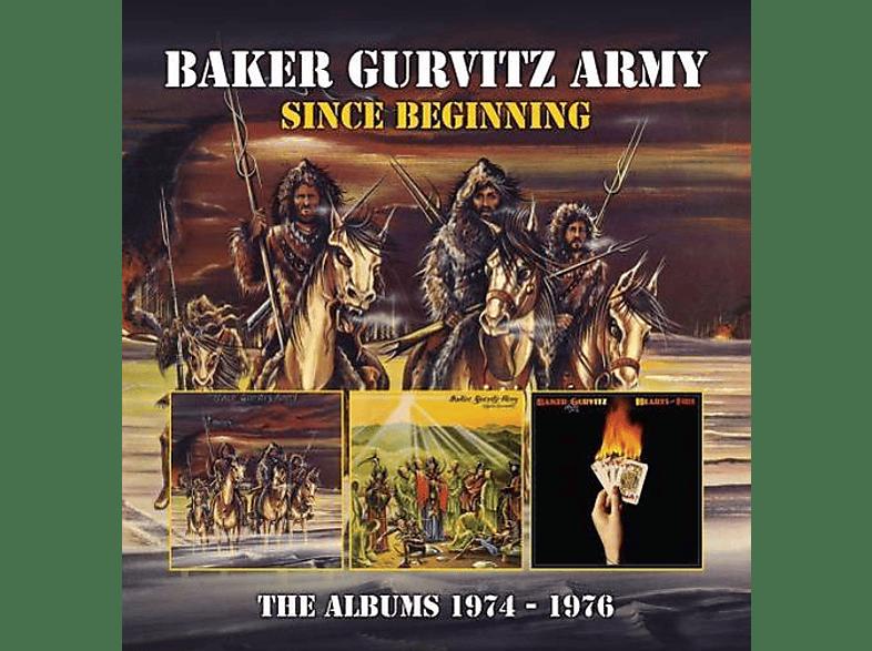 Baker Gurvitz Army - Since Beginning [CD]