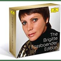 Brigitte Fassbaender - The Brigitte Fassbaender Edition - [CD]